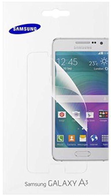 13 opinioni per Samsung ET-FA300CTEGWW Screen Protector per Galaxy A3