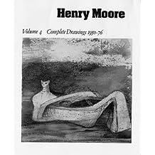 Henry Moore Complete Drawings 1916-86: Volume 4: Complete Drawings 1950-76