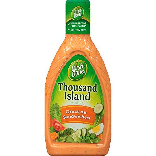 Wish Bone Salad Dressing Thousand Island