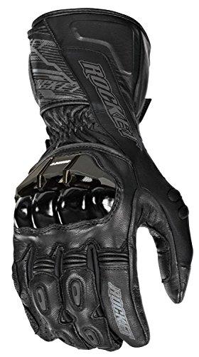 Joe Rocket Flexium TX Gloves (XXX-LARGE) (BLACK/BLACK)