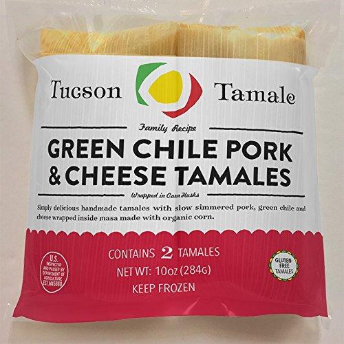 16 5oz. Gourmet Tamales - Tucson Tamale