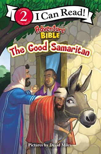 The Good Samaritan (I Can Read! / Adventure Bible)