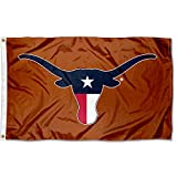 College Flags and Banners Co. Texas Longhorn Flag TX State Flag Colors