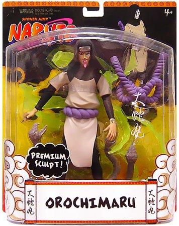 (Shonen Jump Naruto Premium Sculpt Orochimaru Figure)