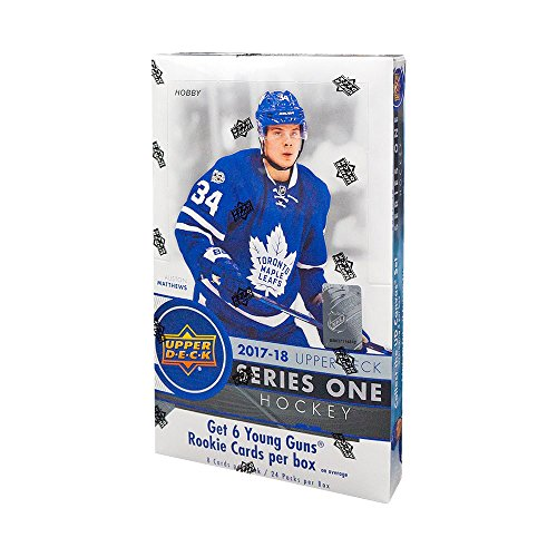 Series 1 Hockey Card - 9