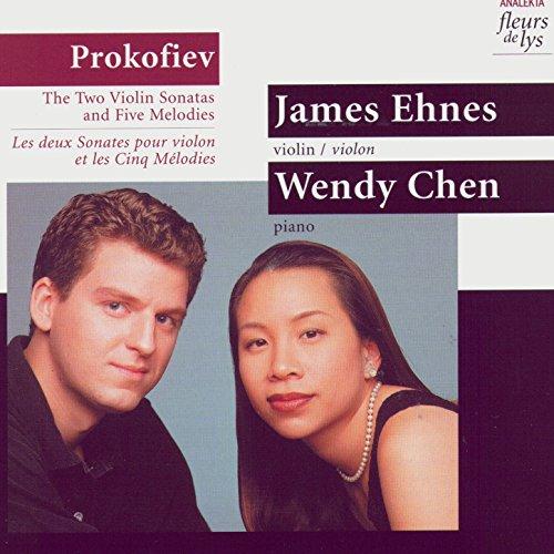 Prokofiev: The Two Violin Sonatas and Five ()