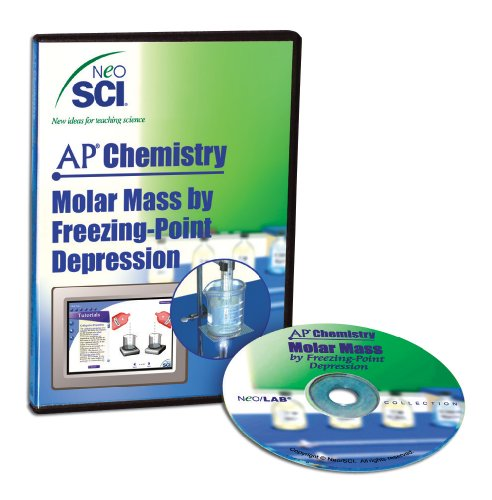 Neo/SCI Molar Mass by Freezing Point Depression Neo/LAB AP Chemistry Software, Network License ()