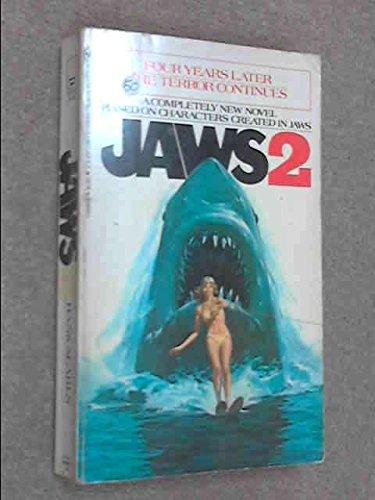 jaws 2 novel - 1