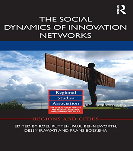 Download The Social Dynamics of Innovation Networks (Regions and Cities) Pdf