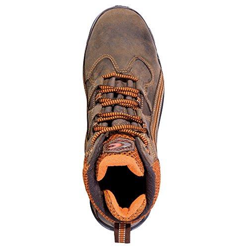 Cofra, 19180-001, Stivali di sicurezza S3 baseman formato Nuovo Jogging 45, grigio