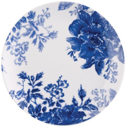 Dinnerware Tatnall Street 4-Piece Salad Plate Set, Bluebell ()