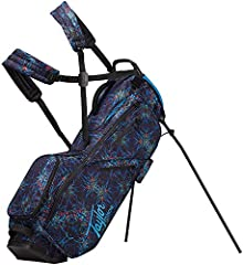 "FlexTech Lifestyle bags pay tribute to Taylor Made's legacy by incorporating the classic Taylor Made logo from the original metal driver created in 1979. The ""Original One"" signified a shift in golf performance that paved the way to where the..."