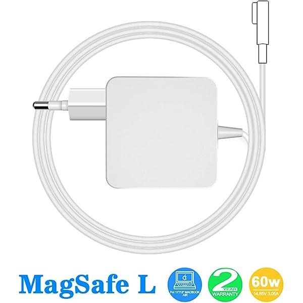 Adaptador de Corriente 60W MagSafe 1 Cargador Macbook Pro 13 ...