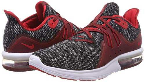 black Multicolore Sequent university white Nike Da Max Scarpe Air 3 Red Red 015 Uomo Fitness team nzHwE8xUEq