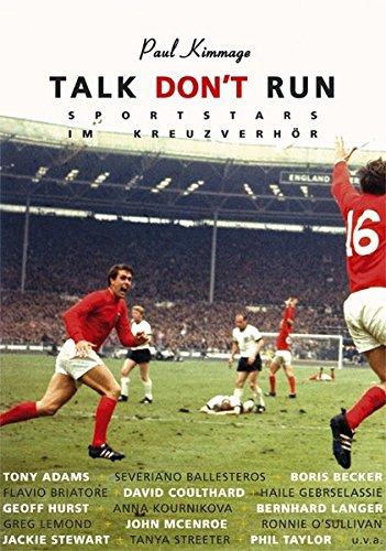 TALK DON'T RUN - Sportstars im Kreuzverhör