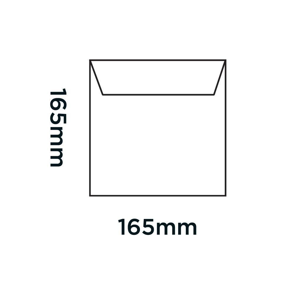 165 x 165 mm-Buste imbottite con chiusura adesiva Purely Packaging-Contenitore per CD Confezione da 100 colore: argento