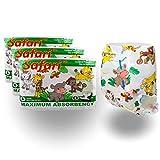 Rearz - Safari - Adult Diaper (Case of 36) (Medium)