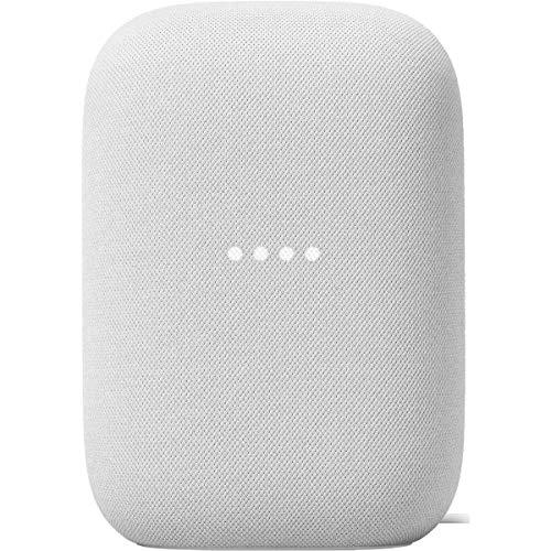 🥇 Google Nest GA01420US / GA01420-US / GA01420-US Audio Smart Speaker – Chalk
