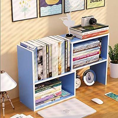 Librerías CJC Estante para Libros Librero Escritorio Mesa Monitor ...