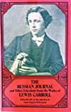 The Russian Journal and Other Selections from the Works of Lewis Carroll, Lewis Carroll, 0486235696