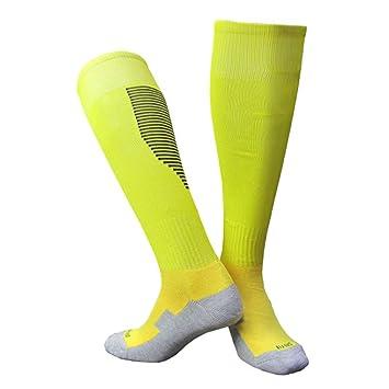 Calcetines largos de compresión para deporte, fútbol, baloncesto ...