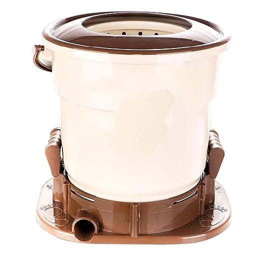 PIGE Deshidratador Mini secador portátil, Cubo seco Manual sin ...