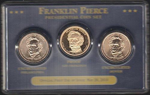 2010 Various Mint Marks Franklin Pierce Presidential Proof ()