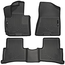 Husky Liners Front & 2nd Seat Floor Liners Fits 16-17 Tucson