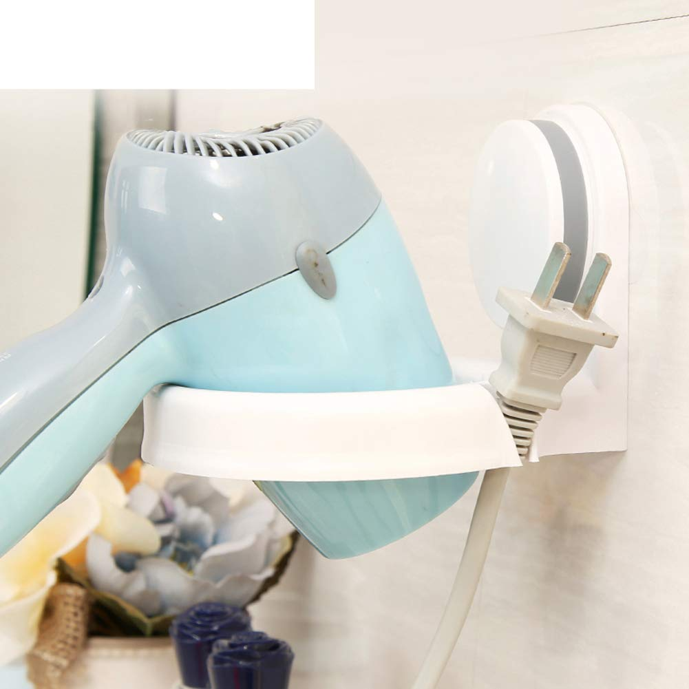 Hair Blower Shelf Dryer Rack Bathroom Bathroom Dryer Holder Shelf-A