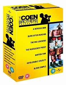 Coen Brothers Collection [2010 [Reino Unido] [DVD]