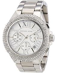 Michael Kors MK5634 Womens Chronograph Camille Stainless Steel Bracelet Watch