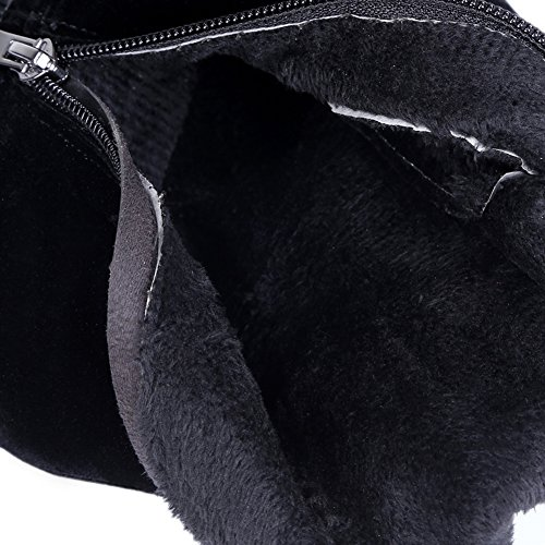 Black Zeppa Sconosciuto Sandali Con 1to9mns02191 Donna wqvXv67A