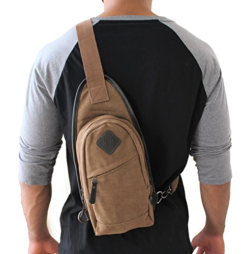 Price comparison product image Black JTC-8176-CTB Sling Bag