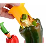 GOOTRADES Chili Peppers Seed Tomatoes Core Separator Device Kitchen Tools