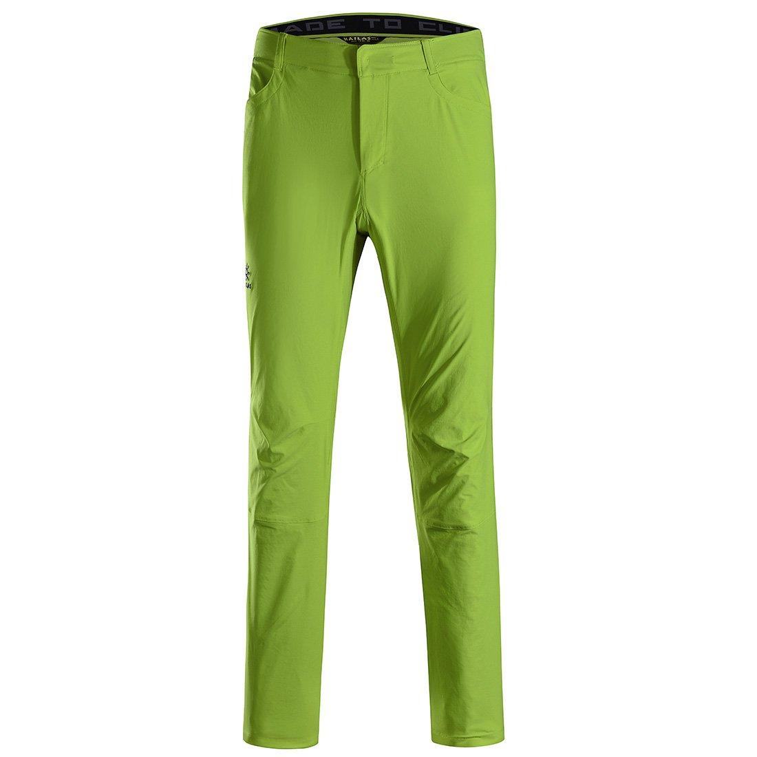 KAILAS Men\'s 9A Quick Dry Pants Lightweight Classic Rock Climbing Bouldering