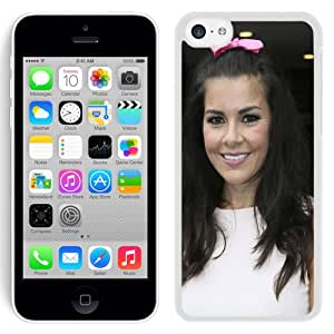 Unique Designed Cover Case For iPhone 5C With Imogen Thomas Girl Mobile Wallpaper(33) Phone Case