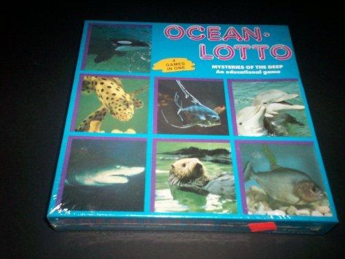 lotto game board - 2