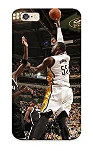 0cc1c052947 QueenVictory Indiana Pacers Nba Basketball (15) Durable Iphone 6 Tpu Flexible Soft Case With Design