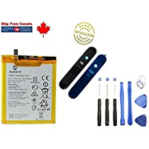 Replacement OEM-Spec Battery + Lens For Huawei Nexus 6P [H1511 H1512] + Replacement Kit by Asesino