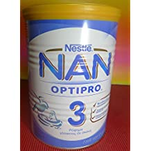 Nestle Nan 3 Milk 400g From one year old 1 tin x 400g