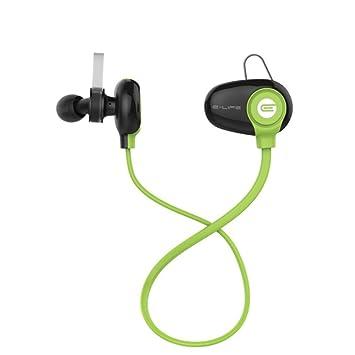 YFQH Auriculares Bluetooth A Prueba De Agua Deportes 4.0 Mini Auriculares Inalámbricos Música Estéreo Binaural (Verde): Amazon.es: Deportes y aire libre