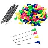 (US) Blowgun Darts Balister Pack Target - 100/pack