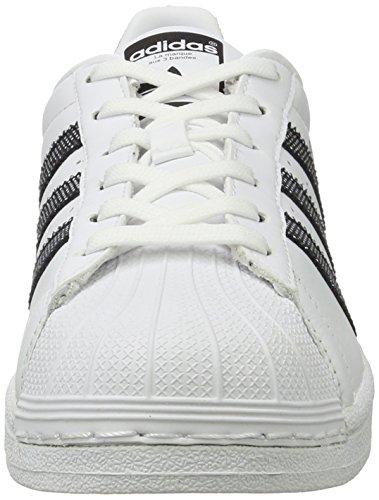 W Superstar adidas Sneakers Blanc Cblack Ftwwht Basses Femme Cblack 5zOqwAO