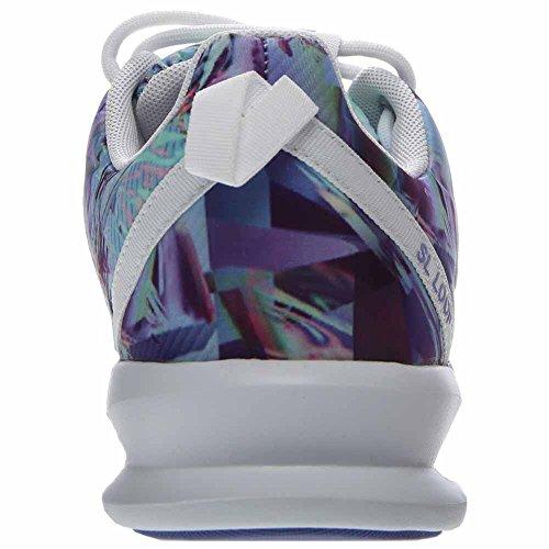 Adidas Original Kvinna Sl Sling Racer W Livsstil Gymnastiksko Multi