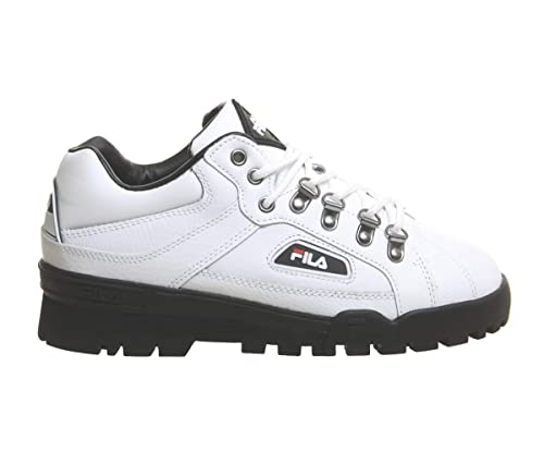 31b2254ce422 Fila Trailblazer Boots White  Amazon.co.uk  Shoes   Bags