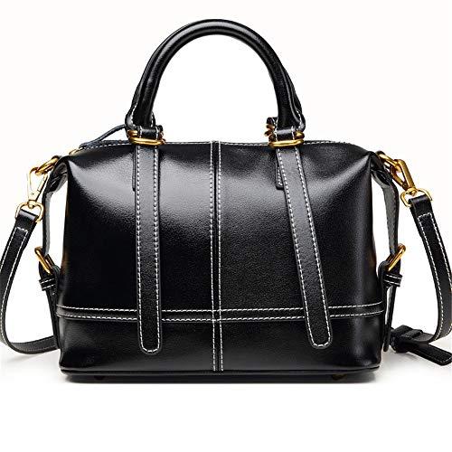 Borsa Totes tracolla da delle vintage Xuanbao pendenti marrone Dimensione tracolla Nero donne Borse a L a a femminile con tracolla Memoria spalla donna Colore a Borsa Rosso wqTC1I
