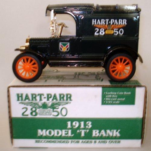 "Hart-Parr 28-50 - 1913 Model ""T"" Bank from ERTL"