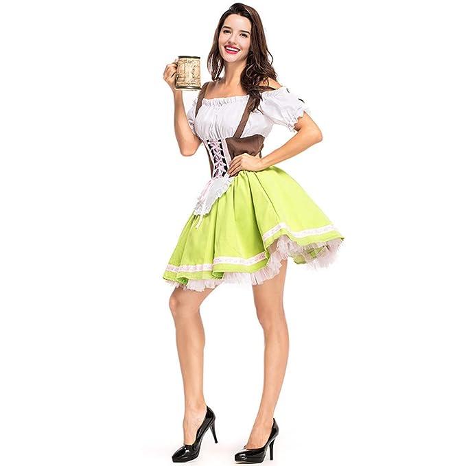 Amazon.com: Oktoberfest - Vestido para mujer, diseño de ...