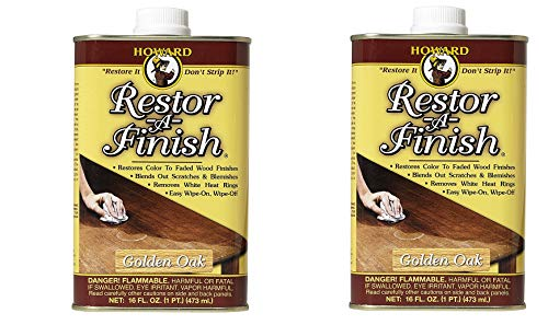 (RF3016 Restor-A-Finish, 16-Ounce, Golden Oak)