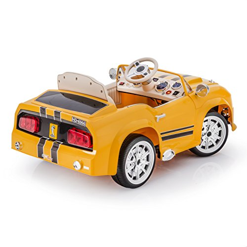 sportrax mustang style gt5000 kids ride on car